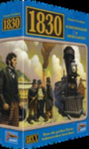 1830: Railways & Robber Barons (tiny bruise)