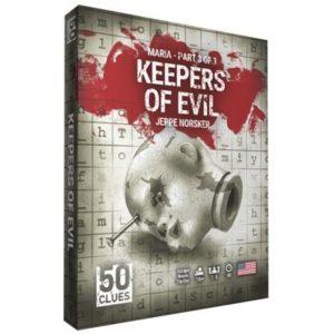 50 Clues - Season 2 - Keepers of Evil