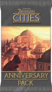 7 Wonders: Cities Anniversary Pack