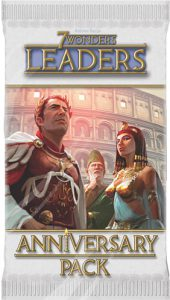 7 Wonders: Leaders ANNIVERSARY Pack