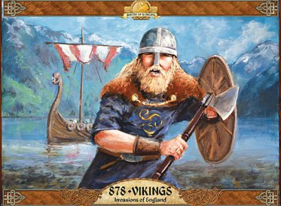 878 Vikings (slightly damaged box)