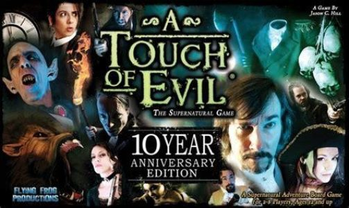 A Touch of Evil 10th Anniversary Limited Edition