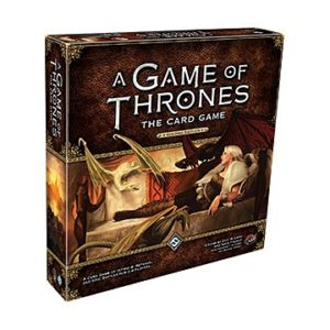 A Game of Thrones: The Card Game 2nd Edition