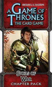 A Game of Thrones: The Card Game - The Spoils of War