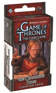 A Game of Thrones: The Card Game - The Champion's Purse