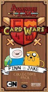 Adventure Time: Card Wars – Finn vs. Jake