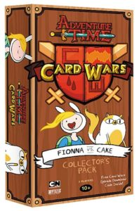 Adventure Time: Card Wars – Fionna vs. Cake