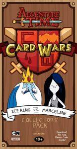 Adventure Time: Card Wars – Ice King vs. Marceline