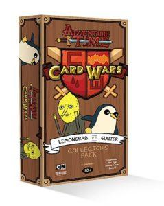 Adventure Time: Card Wars – Lemongrab vs. Gunter