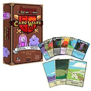 Adventure Time: Card Wars – Princess Bubblegum vs. Lumpy Space Princess