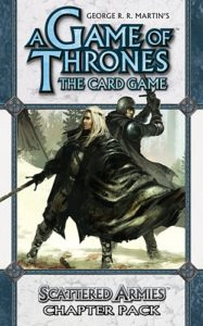 A Game of Thrones: The Card Game - Scattered Armies
