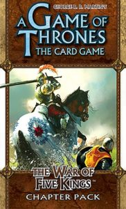 A Game of Thrones LCG: The War of Five Kings