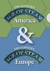 Age of Steam: America/Europe