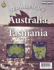 Age of Steam Expansion: Australia & Tasmania