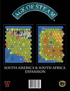 Age of Steam: South America/South Africa