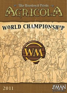 Agricola: World Championship Deck