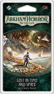 Arkham Horror: The Card Game – Lost in Time and Space