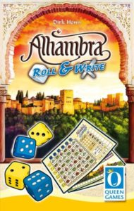 Alhambra: Roll & Write