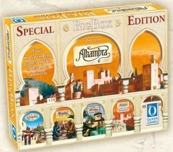 Alhambra Big Box (Special Edition)