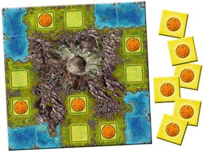 Amerigo Queenie 1: Volcanic Island