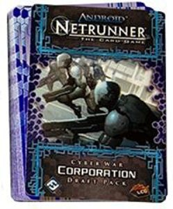Android: Netrunner - Cyber War Corporation Draft Starter