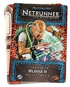 Android: Netrunner - Cyber War Runner Draft Starter