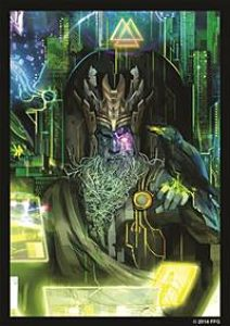 Art Sleeves: Android Netrunner: Wotan Limited Edition