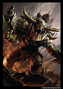 Art Sleeves: Warhammer 40k Orks