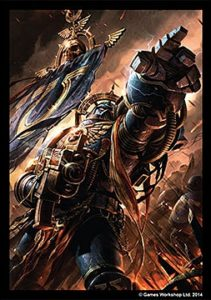 Art Sleeves: Warhammer 40k Space Marines
