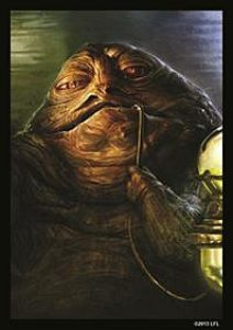 Art Sleeves: Jabba the Hutt