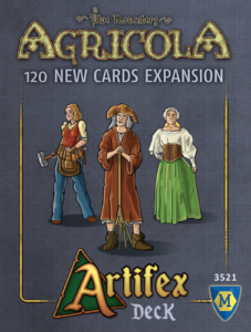 Agricola: Artifex Deck