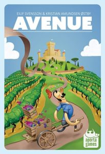 Avenue (out of print)