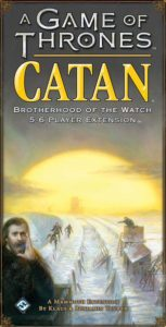 A Game of Thrones: Catan – Brotherhood of the Watch: 5-6 Player Expansion