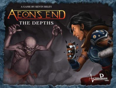 Aeon's End: the Depths (First Edition)