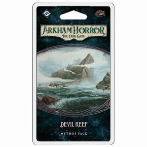 Arkham Horror: The Card Game – Devil Reef