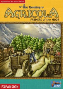 Agricola: Farmers of the Moor (new edition)