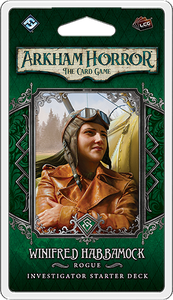 Arkham Horror: The Card Game – Winifred Habbamock: Investigator Starter Deck