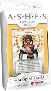 Ashes: Rise of the Phoenixborn – The Goddess of Ishra