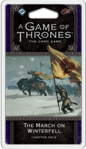 A Game of Thrones: The Card Game (Second Edition) – March of Winterfell