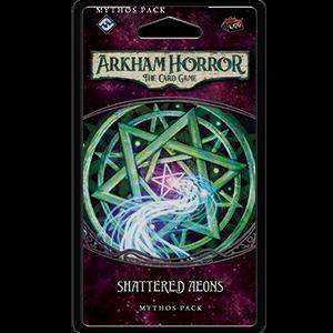 Arkham Horror: The Card Game – Shattered Aeons Mythos Pack