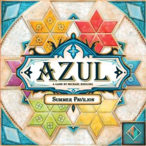 Azul: Summer Pavilion - PREORDER (ORDER BY ITSELF ONLY - SEE FAQ)