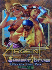 Argent: Summer Break (Second Edition)