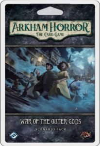 Arkham Horror: The Card Game – War of the Outer Gods