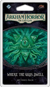 Arkham Horror: The Card Game – Where the Gods Dwell: Mythos Pack