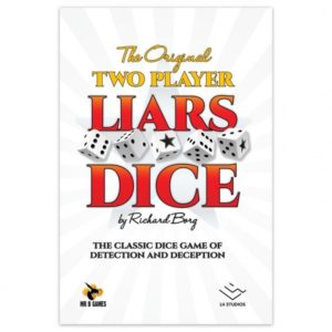 2 Players Liar's Dice