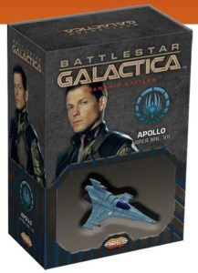 Battlestar Galactica: Starship Battles – Apollo's Viper MK.VII