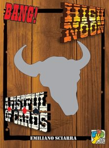 Bang! High Noon/A Fistful of Cards (slight box damage)