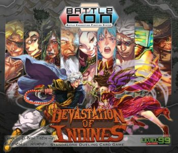 BattleCON: Devastation Remastered