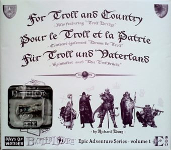 Battlelore: For Troll and Country