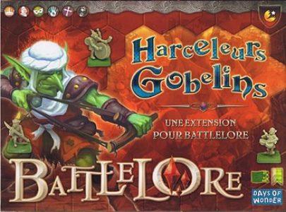 Battlelore: Goblin Marauders FRENCH (no shrink wrap)